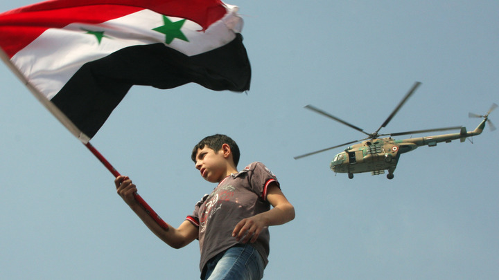 Переполох в Сирии: В аэропорту в Хаме прогремели взрывы
