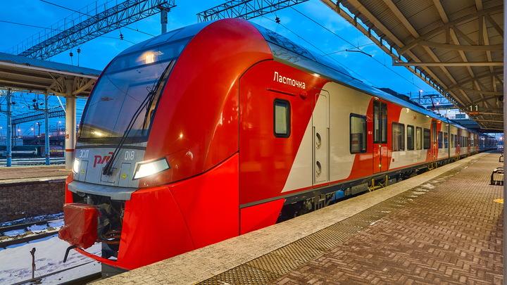 Южноуральцам показали, как выглядит внутри поезд Ласточка Челябинск-Магнитогорск