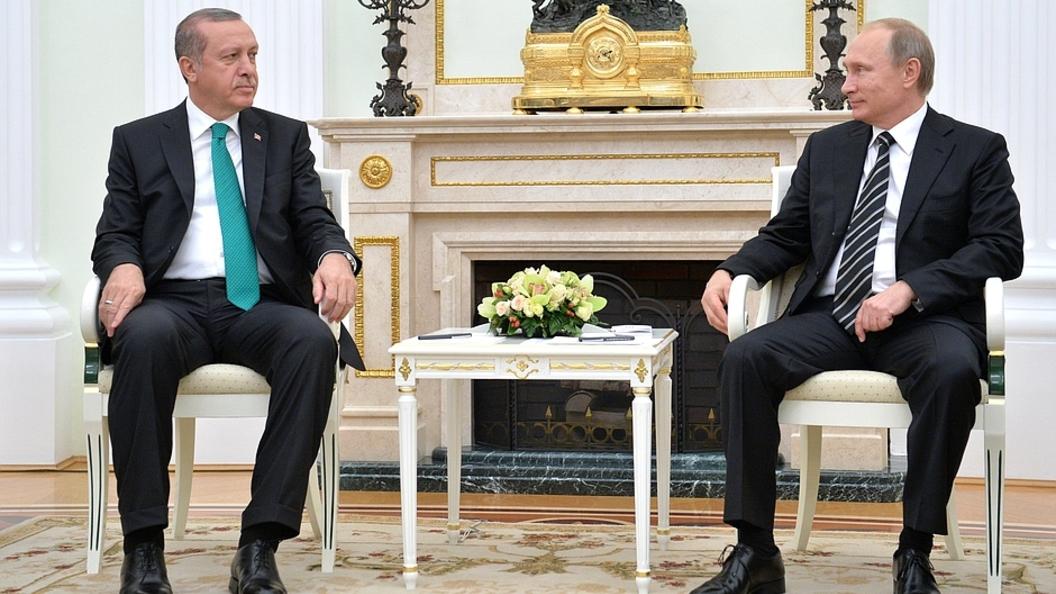 Эрдоган приедет в Москву в марте, чтобы продолжить налаживание отношений - посол Турции в РФ