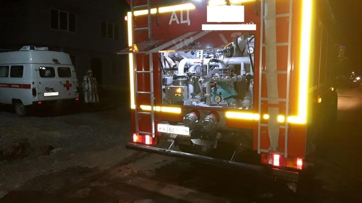 Лодочная станция загорелась в конце сезона в Екатеринбурге