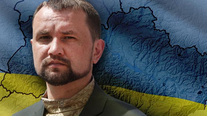 Украина не станет ограничиваться Крымом и Донбассом