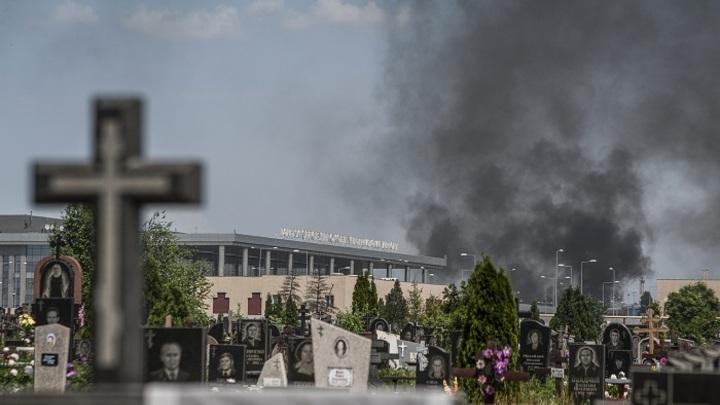 Первый бой за Донецкий аэропорт: Жертвенный подвиг добровольцев