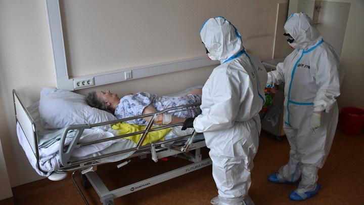 В Ивановской области занято 86,8% коечного фонда для ковид-пациентов