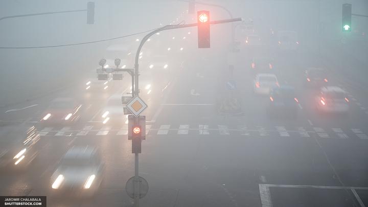 МЧС: В ближайшие часы в Москве разразится дождь с грозой и резко похолодает