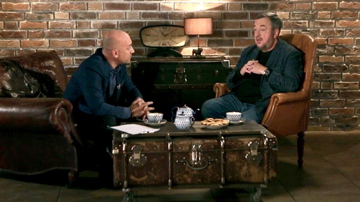 Беседа Прилепина с Лунгиным о русском бытии, опричнине и Западе