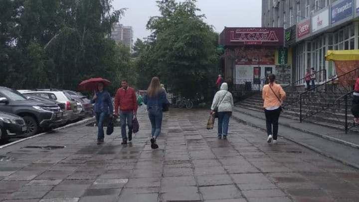 После жары в Кузбасс придет аномальное похолодание