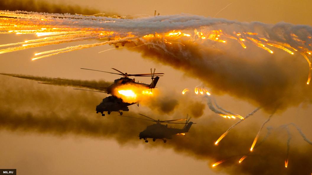 Армии России и Таджикистана отработали совместную тактику борьбы с боевиками