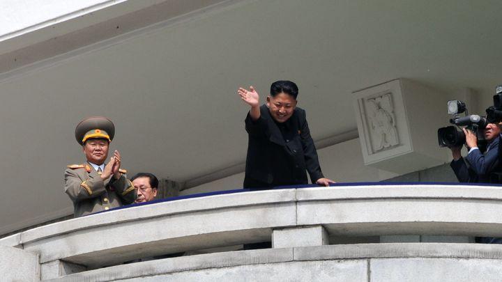 Ким Чен Ына обрадовало переизбрание Си Цзиньпина на пост генсека ЦК Компартии Китая