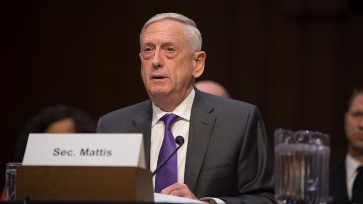 Мэттис пригрозил ответными мерами США на приписываемое России нарушение ДРСМД