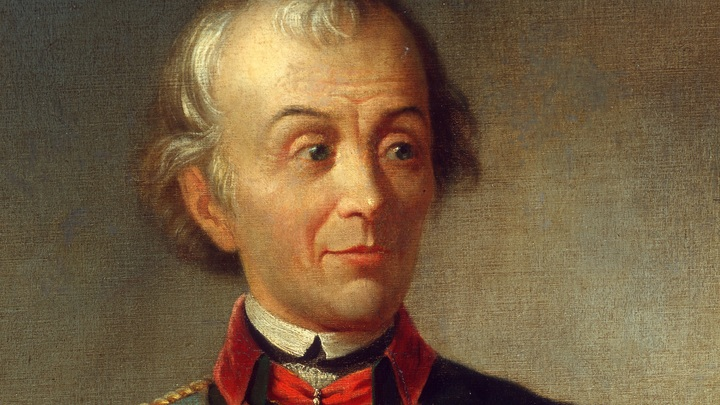 Русскую Церковь просят причислить генералиссимуса Александра Суворова к лику святых