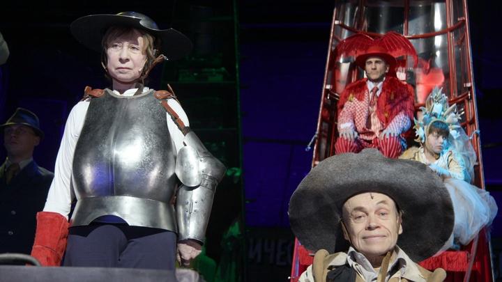 Лия Ахеджакова вновь в центре политического скандала: Жаль, хорошая была актриса