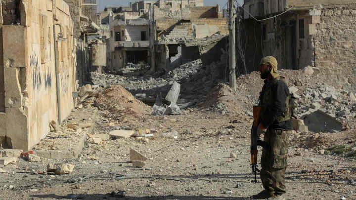 ОЗХО отказала Дамаску в расследовании химатаки в Идлибе