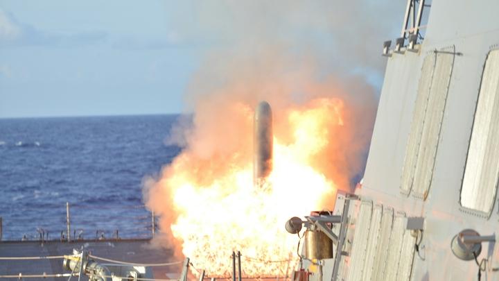 Троица с Томагавками: Провокация НАТО в вотчине Северного флота - проверка наших нервов