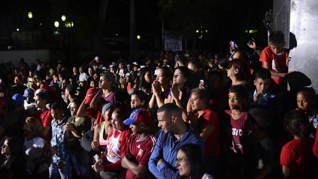 Венесуэльцы выйдут на митинг противКонституционной ассамблеи