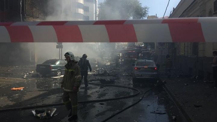 Вся улица сгорела, убирать нечего - Чиновников в Ростове-на-Донавысмеяли за самую неловкую паузу года