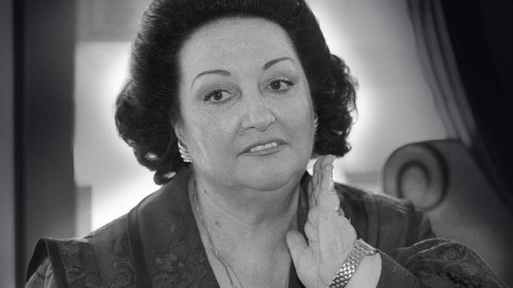 Ее голос и нежность навсегда останутся с нами: Премьер Испании прокомментировал смерть Кабалье
