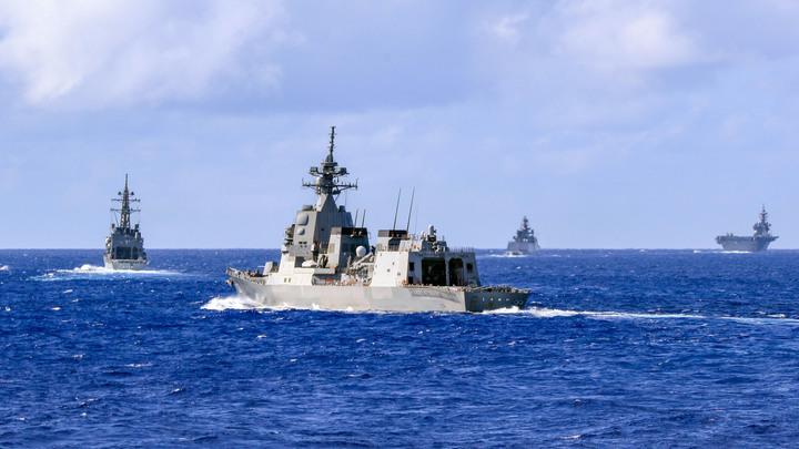 Удар в спину: Франция стала первой жертвой нового военного блока США против Китая