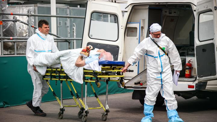 За сутки в Подмосковье коронавирусом заболели 837 человек