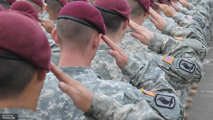Трое американских солдат отравились газом на учениях в Латвии
