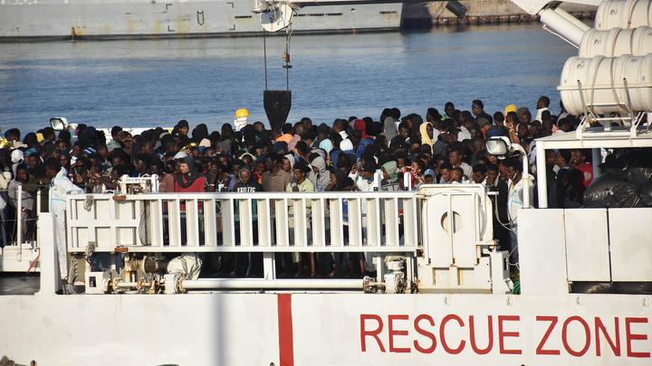 Стремящиеся в Европу беженцы стали чаще умирать в дороге  - ООН