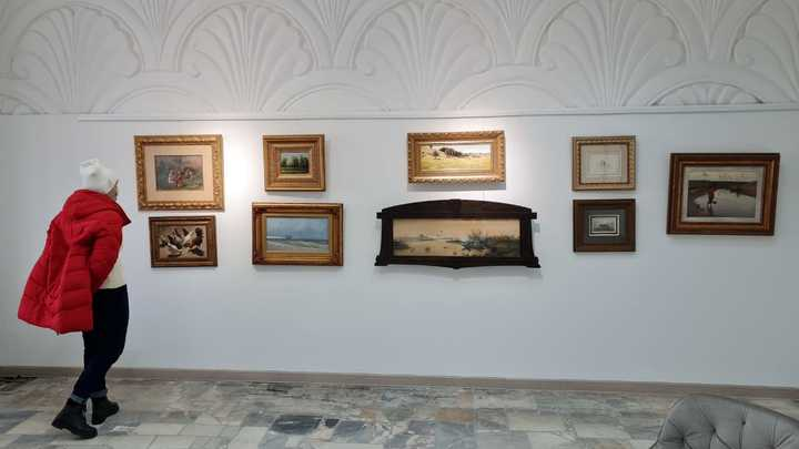 В Суздале открылась картинная галерея с работами русских художников конца XIX века