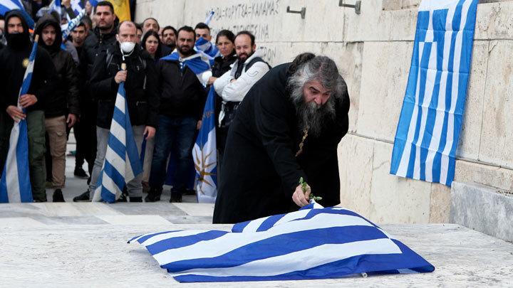 Монахи Святой горы Афон требуют от Афин референдума по сделке о названии Македонии