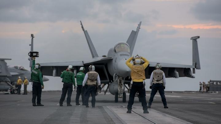 Морские котики наготове: США демонстрируют, что готовы к сухопутной войне в Сирии
