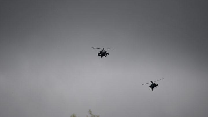 МИД России: Вертолеты без опознавательных знаков перебрасывают в Афганистан боевиков и оружие