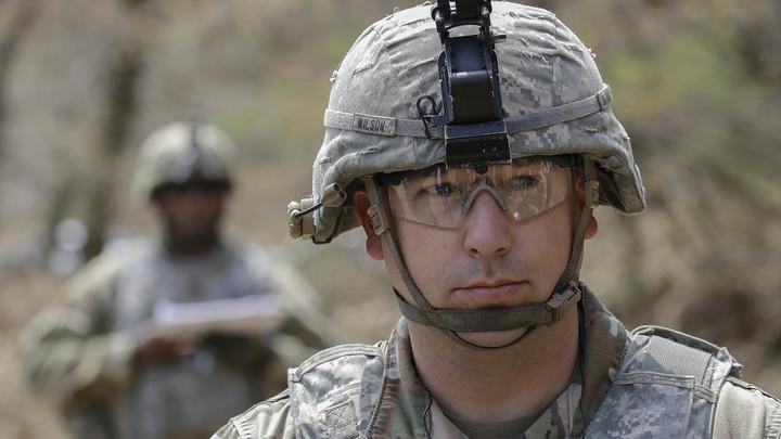 Вслед за «умными ракетами» ученые США пытаются создать «умных солдат»