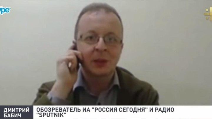 Бабич: Не стоит очаровываться мирными заявлениями Макрона в адрес Асада