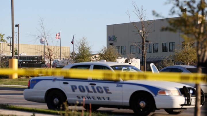 В Оклахоме неизвестный открыл стрельбу в ресторане и был убит случайным прохожим