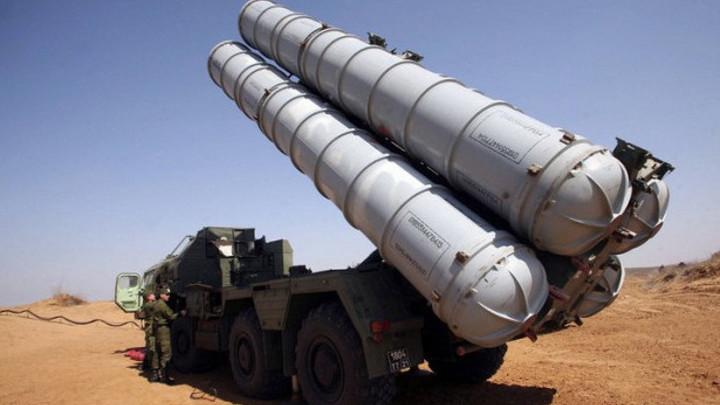Ан-124 «Руслан» доставил в Сирию партию С-300 — видео