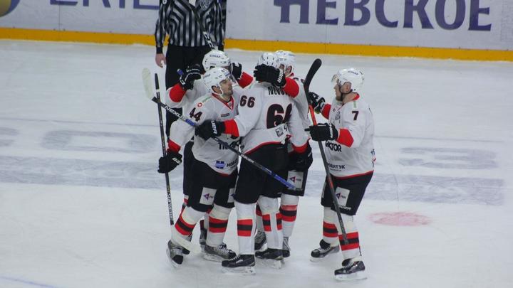 Плей-офф КХЛ: Челябинская сенсация
