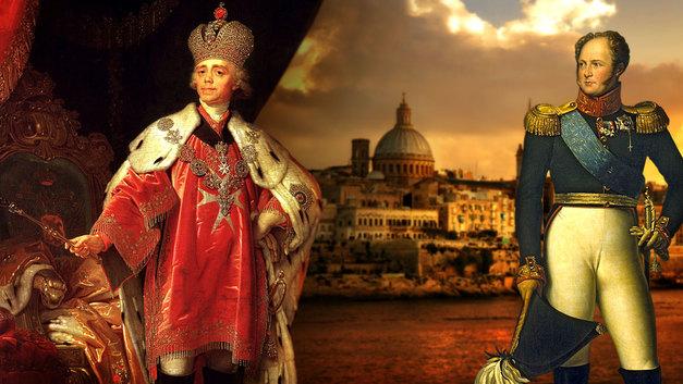 Мальтийский орден для России – баловство. Но с длинными корнями