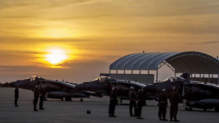 В МО РФ показали, как Ту-95МС ударили новейшими ракетами по ИГИЛ