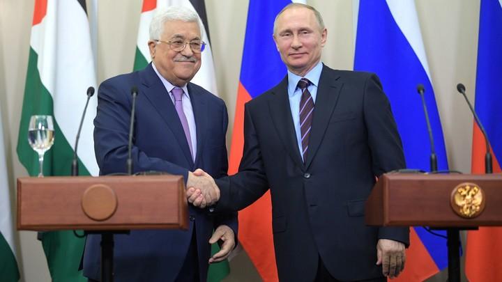 17 мгновений Аббаса: Палестинский лидер просит Россию о помощи