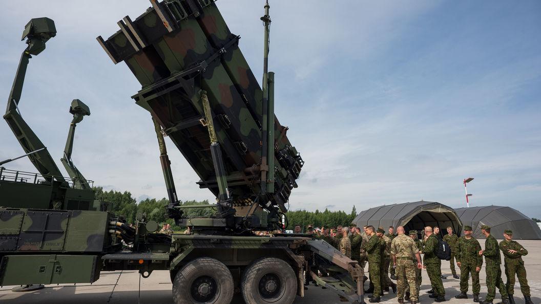 Литва выступила заразмещение вБалтии американских комплексов ПВО