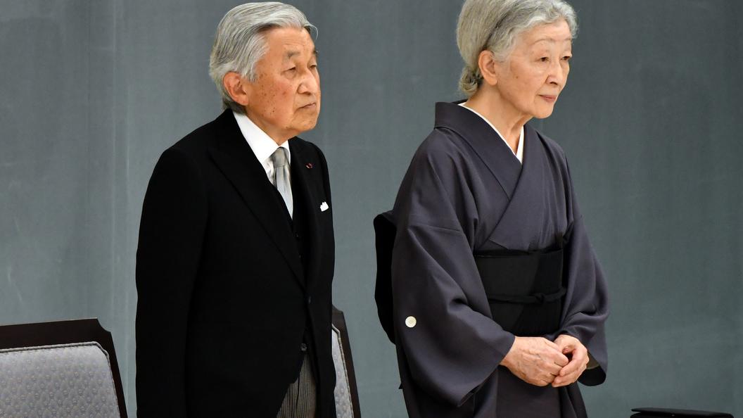 Руководство Японии назвало последний день правления императора Акихито