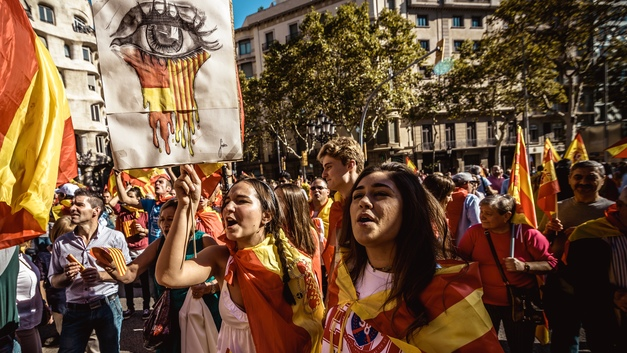 Правительство Каталонии отказалось уходить в отставку по требованию Мадрида