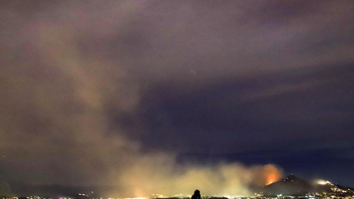 Мощный взрыв прогремел на химзаводе на севере Италии