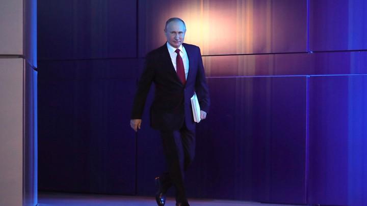 Нацпроекты - это средство, демография - это цель: Пожигайло о народосбережении в послании президента России