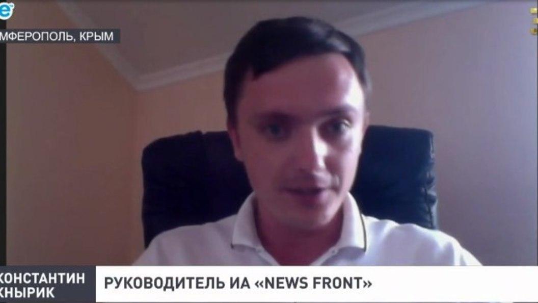 Константин Кнырик: Зомбированием детей Запад готовит Украину к будущей войне с Россией