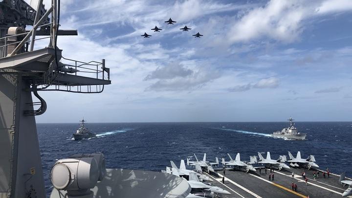 Мушку спили, адмирал: В Сети ответили на призыв главы ВМС США атаковать Россию
