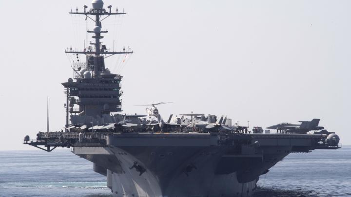 Пентагон не смог исправить дефекты золотого авианосца Gerald R. Ford за 400 тысяч человеко-часов