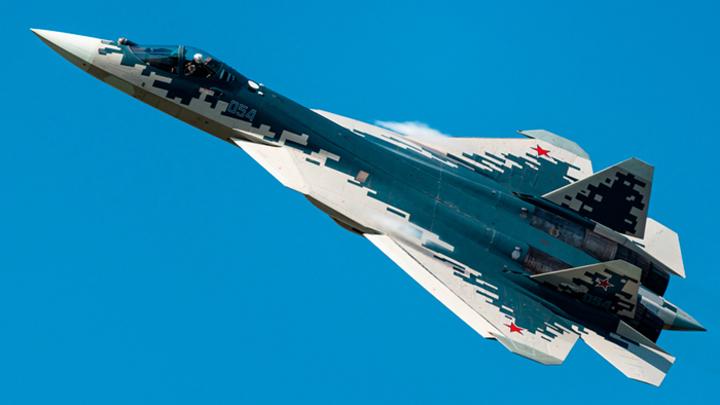 Су-57 снова обманули американского «большого брата»