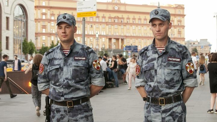 В Росгвардии пристыдили Навального, забывшего о трауре