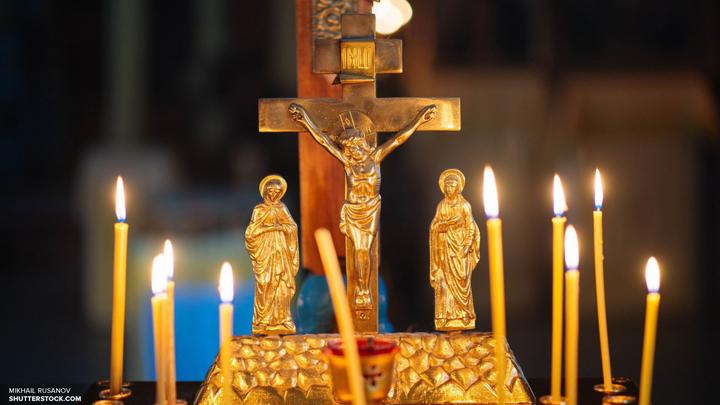 Православные верующие Мелитополя стали свидетелями очередного чуда