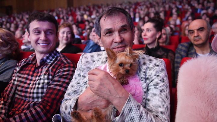 Воздастся сторицей: Бари Алибасову вернули его настоящего кота