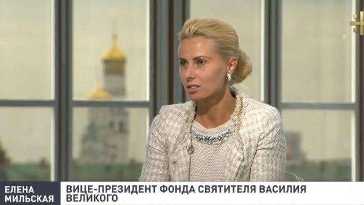 Елена Мильская: Мы хотим помочь как можно большему числу детей