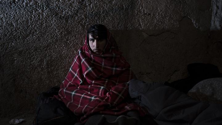 Кпрорыву в EC  готовятся 20 тысяч  беженцев, вооруженных ножами